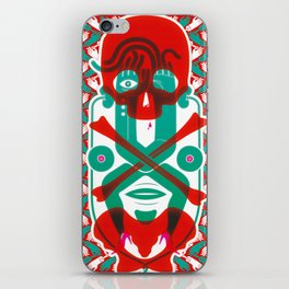 The Body iPhone Skin