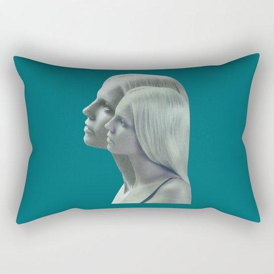 Maybe Rectangular Pillow