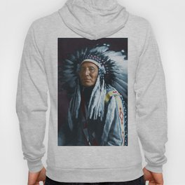 American Indian Chief Hoody