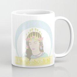 Alana Bloom Nouveau Coffee Mug