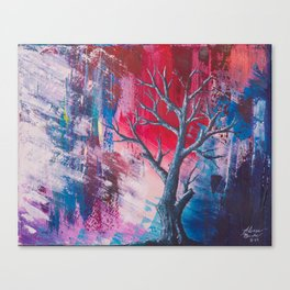 """Perspective"" Canvas Print"