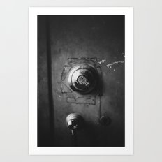 combination Art Print