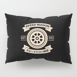SPW - Speed Wagon Foundation Pillow Sham