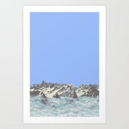 Landscape XLVI Art Print