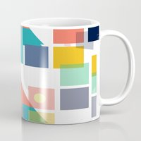 lsd Mugs featuring Gumby Does LSD by Mike•Long