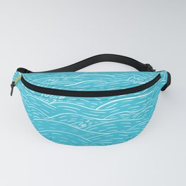 Shining Waters Fanny Pack
