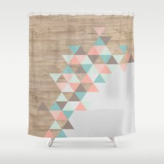 Archiwoo Shower Curtain