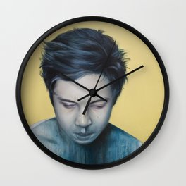 Fatigue Wall Clock