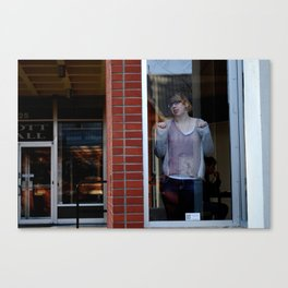 Search Canvas Print