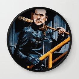 Negan Wall Clock
