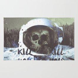 Dead Astronaut Space Rug