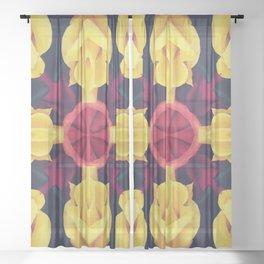 La Rosa Sheer Curtain