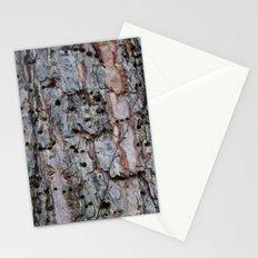 Pine Tree Bark Stationery Cards