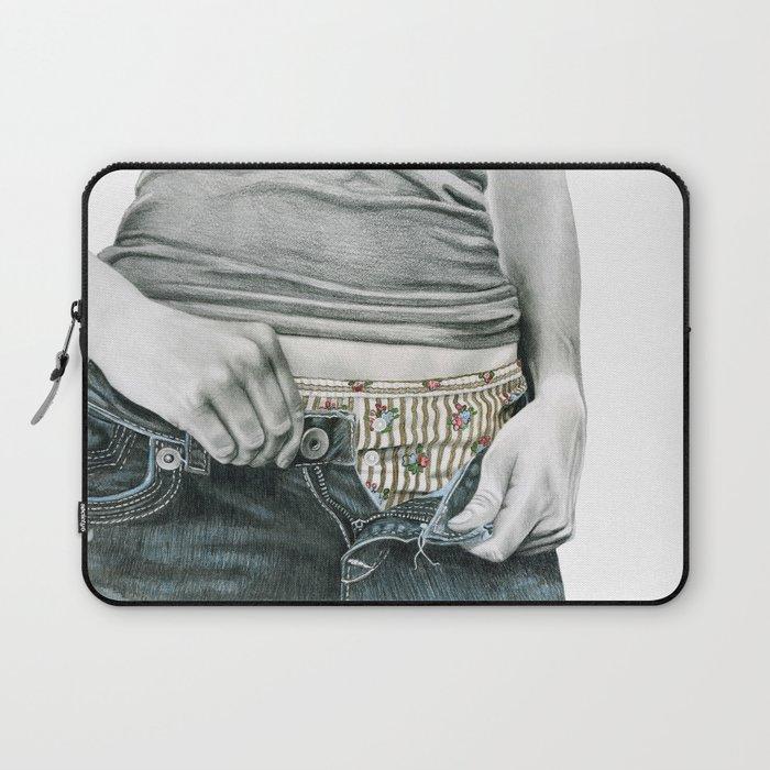 Undress Laptop Sleeve