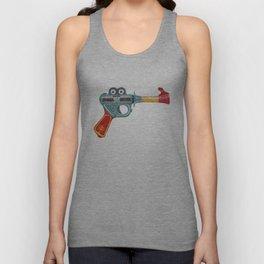 Gun Toy Unisex Tank Top