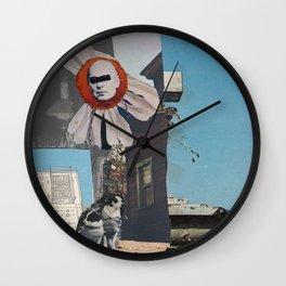 Lira Wall Clock