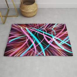 Light show special effects Rug