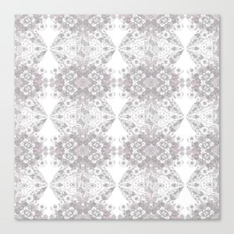 Most Sublime Lace Canvas Print