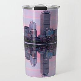 Boston before sunrise Travel Mug