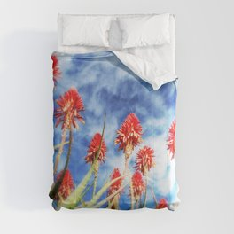 Aloes, South Africa Comforters
