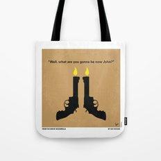 No071 My Rocknrolla minimal movie poster Tote Bag