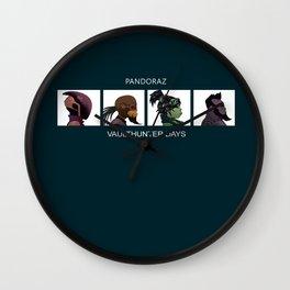 Vaulthunter Days Wall Clock