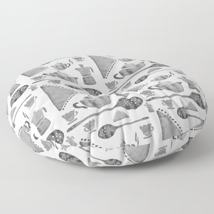 VINTAGE KITCHEN UTENSILS Floor Pillow
