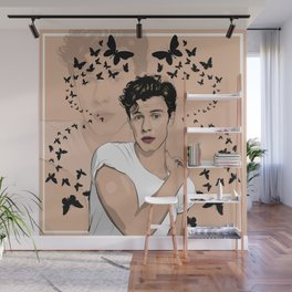 SHAWN MENDEZ Wall Mural