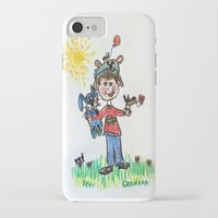 calendars iPhone & iPod Cases featuring :: You Are My Sunshine :: by :: GaleStorm Artworks ::