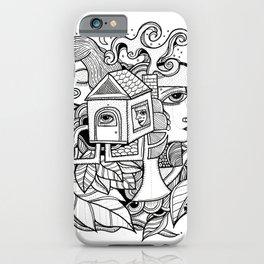 Fiction iPhone Case
