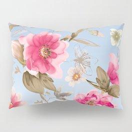 flower watercolor 6 Pillow Sham