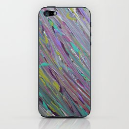 Streaking iPhone Skin