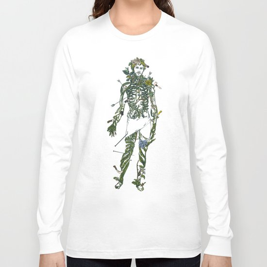 Wound Man Long Sleeve T-shirt