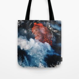 Fire and Fury Tote Bag