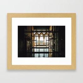 Venetian Light pt. II Framed Art Print
