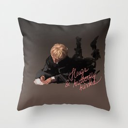 best draco Throw Pillow