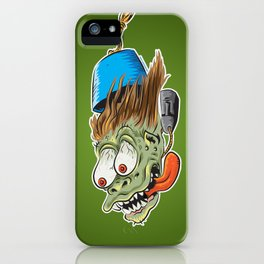 Fezzy iPhone Case