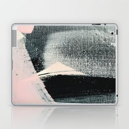 Blushing Black Laptop & iPad Skin