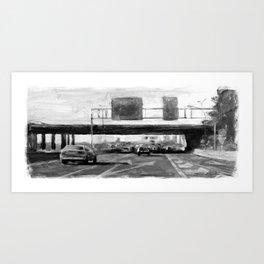 V30 Art Print