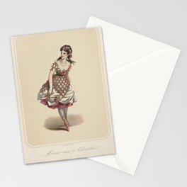 Maison Martinet Paris FranceMiroir aux allouettes sicAdditional Miroir aux alouettes Stationery Cards