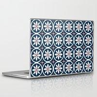 kiki Laptop & iPad Skins featuring Linen Kiki by November Tigerlilly