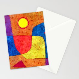 Paul Klee Holy Angel Stationery Cards
