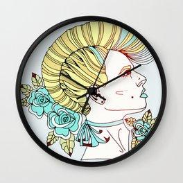 untitled 11 Wall Clock