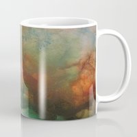 angels Mugs featuring Angels by Benito Sarnelli