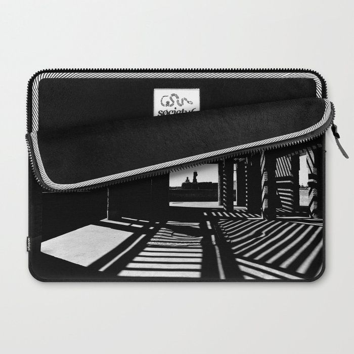 Shadows and Light Laptop Sleeve