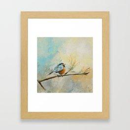 Little Bird 3473 Framed Art Print