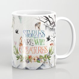 Stories Coffee Mug