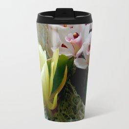 Heavenly May Flowers, Looking Up Travel Mug