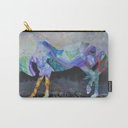 Wild Horse: Look Within Carry-All Pouch