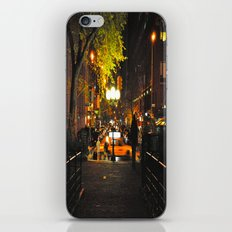 Nocturnal Union Square iPhone & iPod Skin